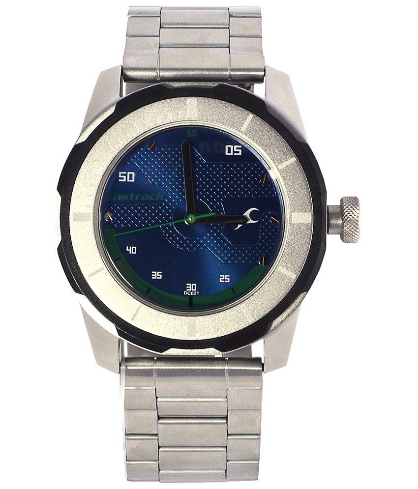 Fastrack 3099Sm05 Metal Analog Watch For Men - Buy ...