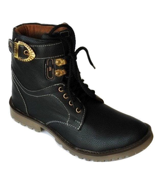 Jacs Black Boots