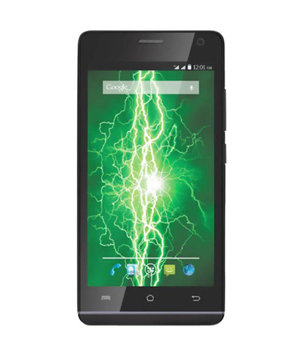 Lava Iris fuel50 8GB Black