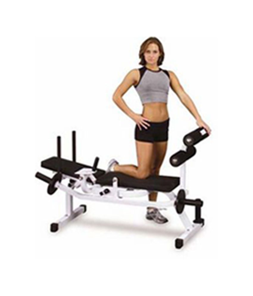 Body Solid Gab100 Ab Crunch Bench Buy Online At Best Price On Snapdeal