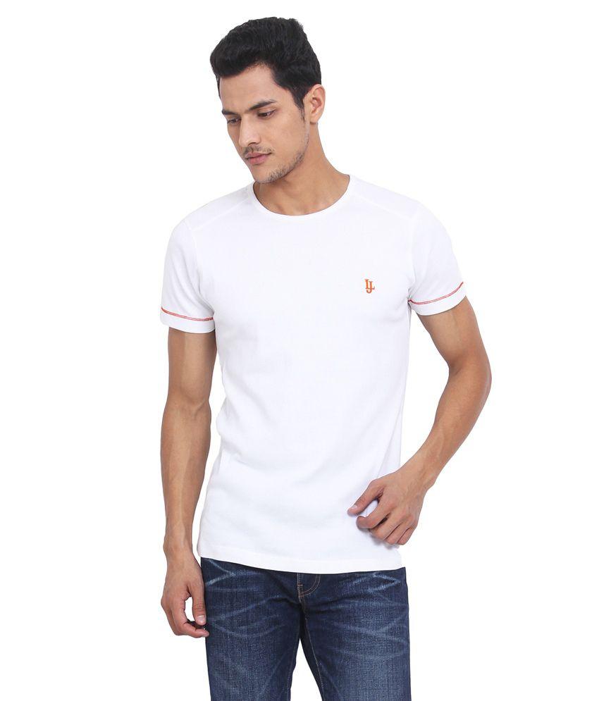 Lithium Cotton T-shirt For Men