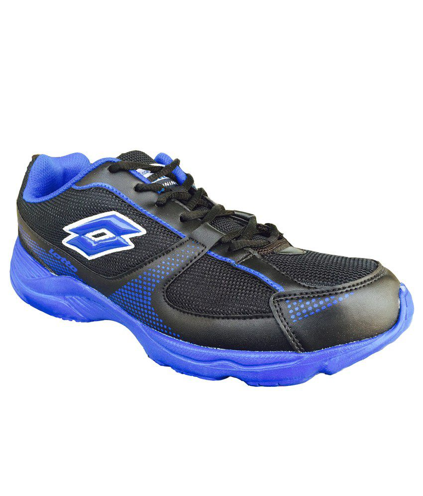 Lotto Blue Sport Shoes - Buy Lotto Blue