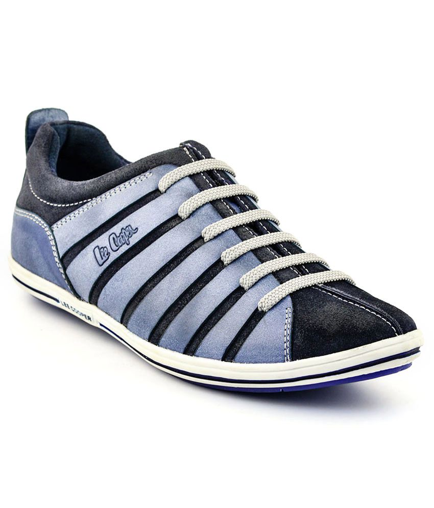 lee cooper blue casual shoes price in india buy lee
