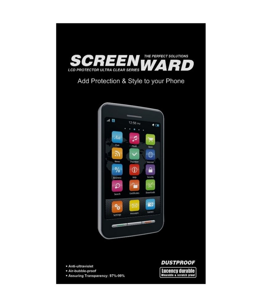 Screenward Screen Protector Scratch Guard For Lenovo Vibe X S960