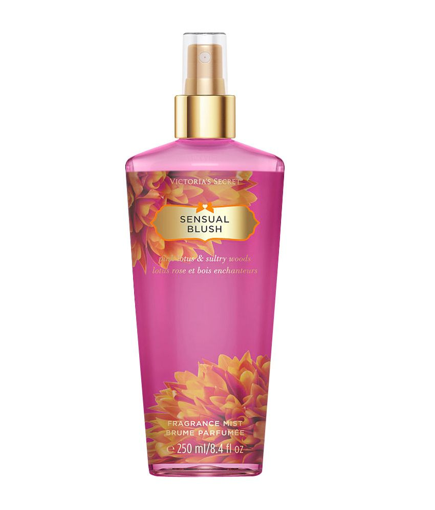 9783e7b6b5 Victoria s Secret Sensual Blush Fragrance Mist - 250ml  Buy Online at Best  Prices in India - Snapdeal