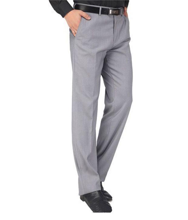 Jctex Grey Shade Royal Executive Formal Trouser