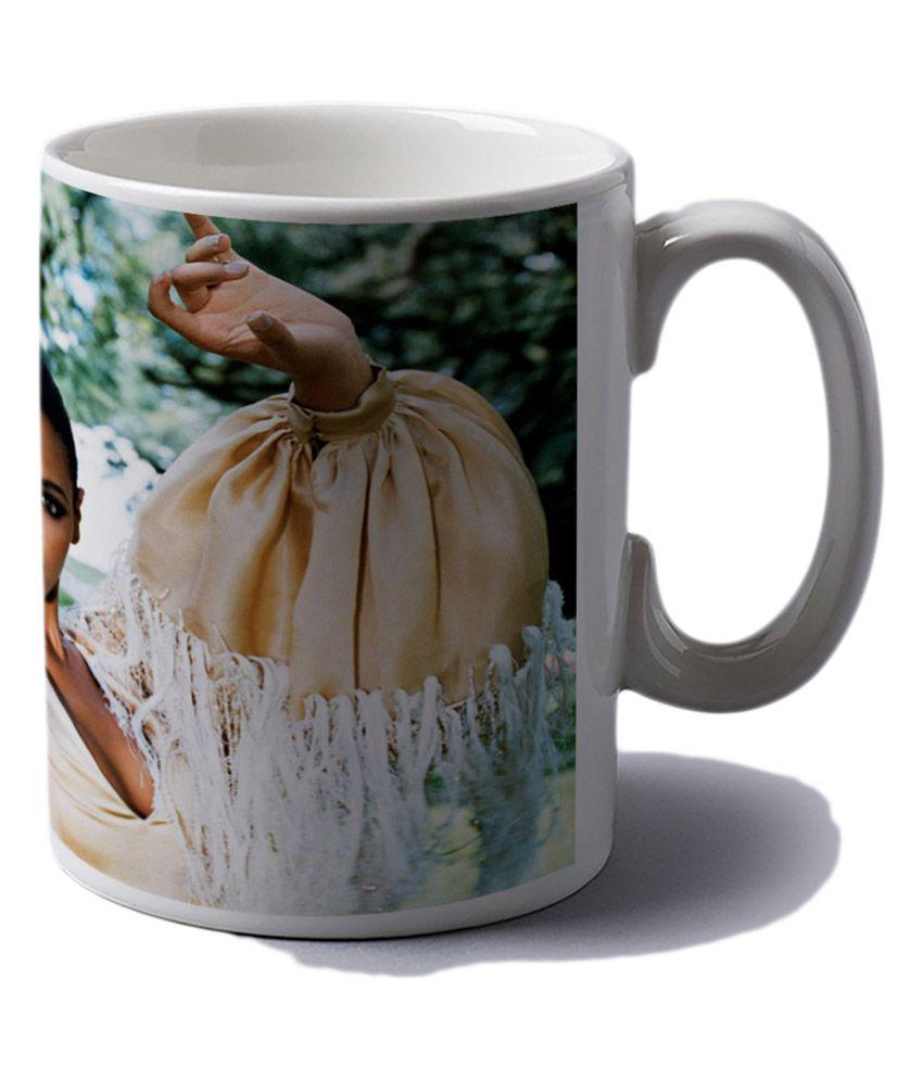 Artifa Beyonce Knowles Coffee Mug