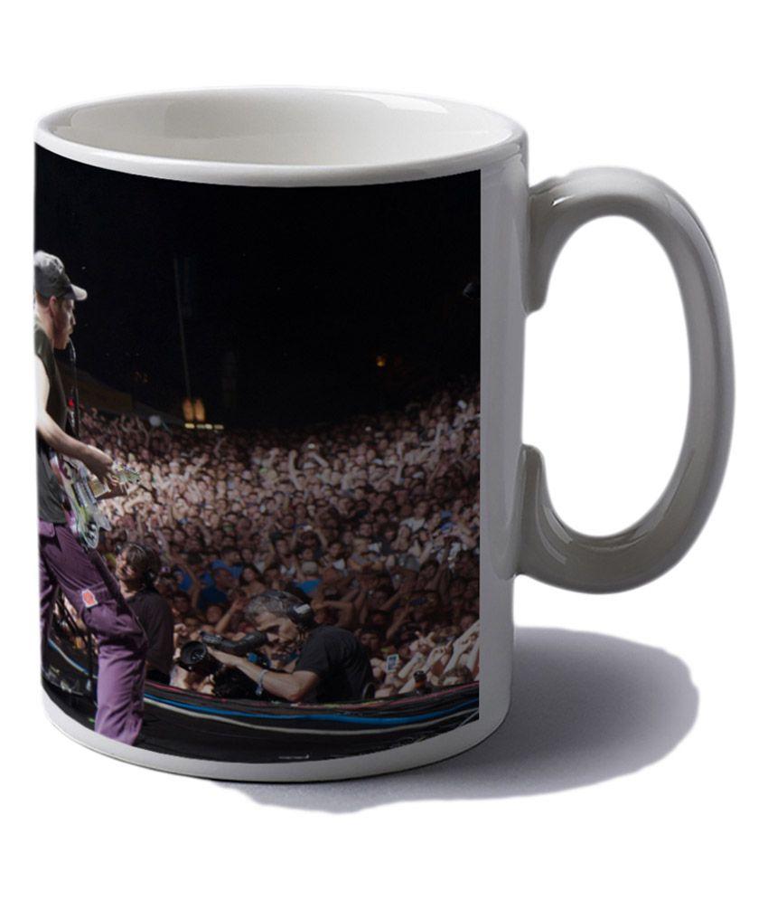 Artifa Coldplay Coffee Mug