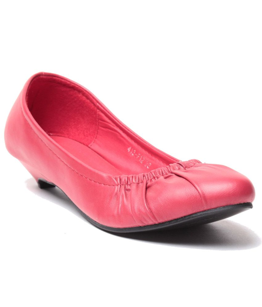 Anand Archies Red Ballerinas