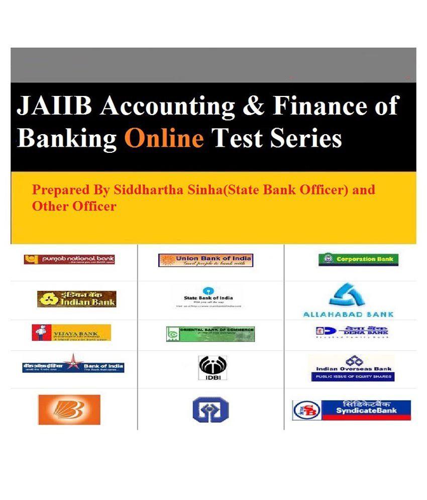 Online Bank Test
