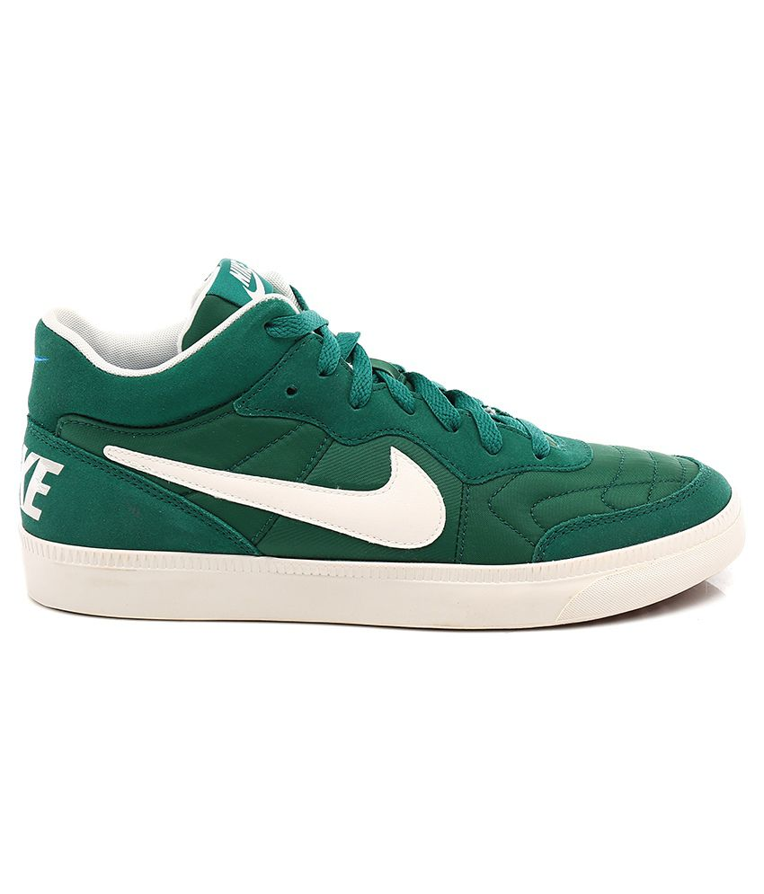 Nike Nsw Tiempo Trainer Green Sport Shoes - Buy Nike Nsw Tiempo ...
