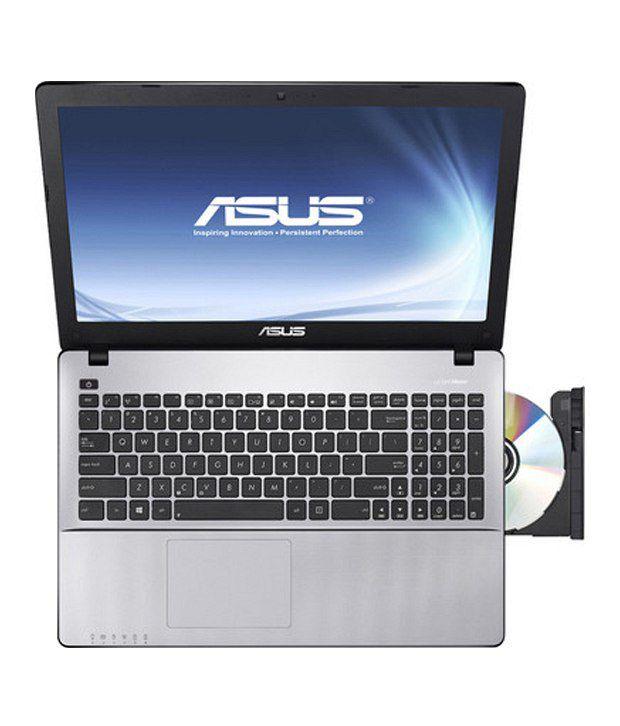 Asus X550LDV-XX623D Notebook (4th Gen Intel Core i3- 4GB RAM- 500GB HDD- 39.62cm (15.6)- DOS- 2GB Graphics) (Gray)