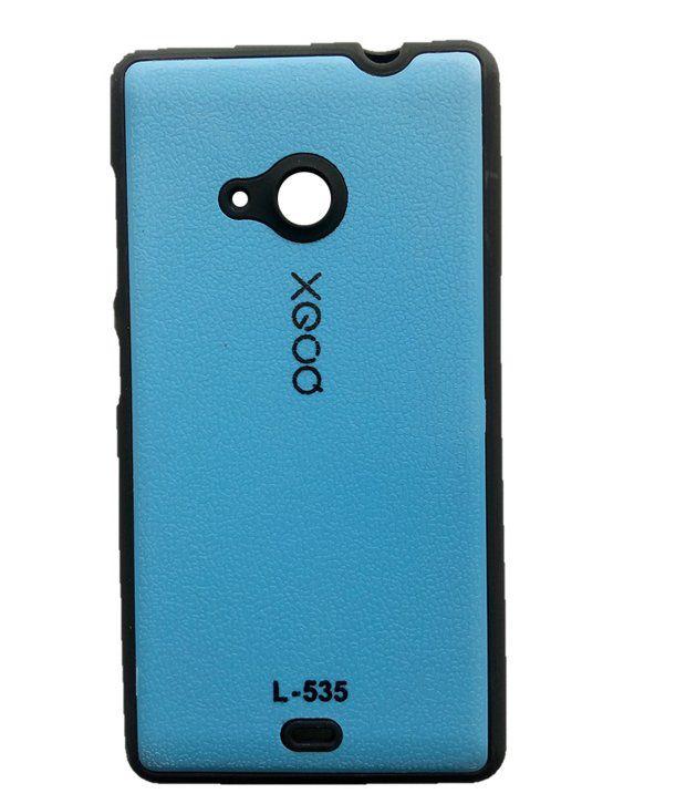 half off e1757 de80f S&p Back Cover For Microsoft Nokia Lumia 535 - Sky Blue