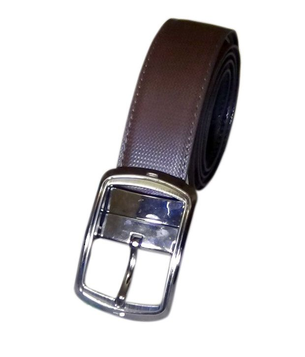Manshkhino Multi Non Leather Pin Buckle Belt For Men