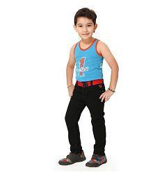 Heroes And Hunks Black Kids Wear Jeans -stone