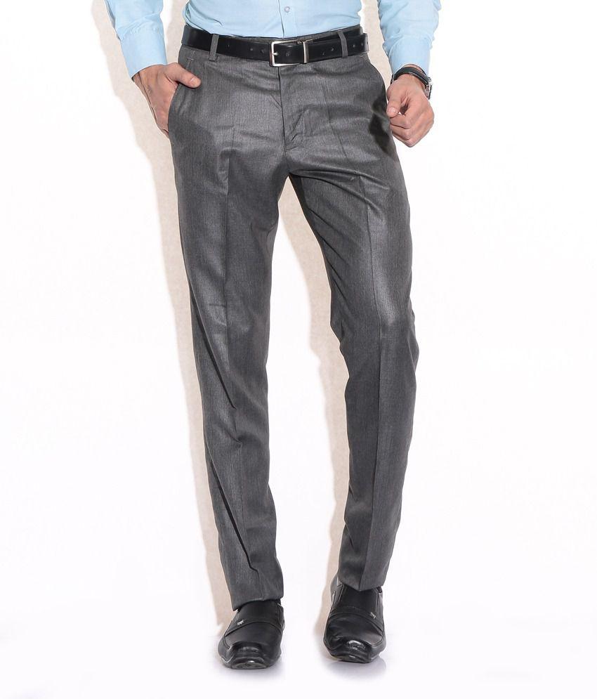 Fizzaro Gray Regular Formals