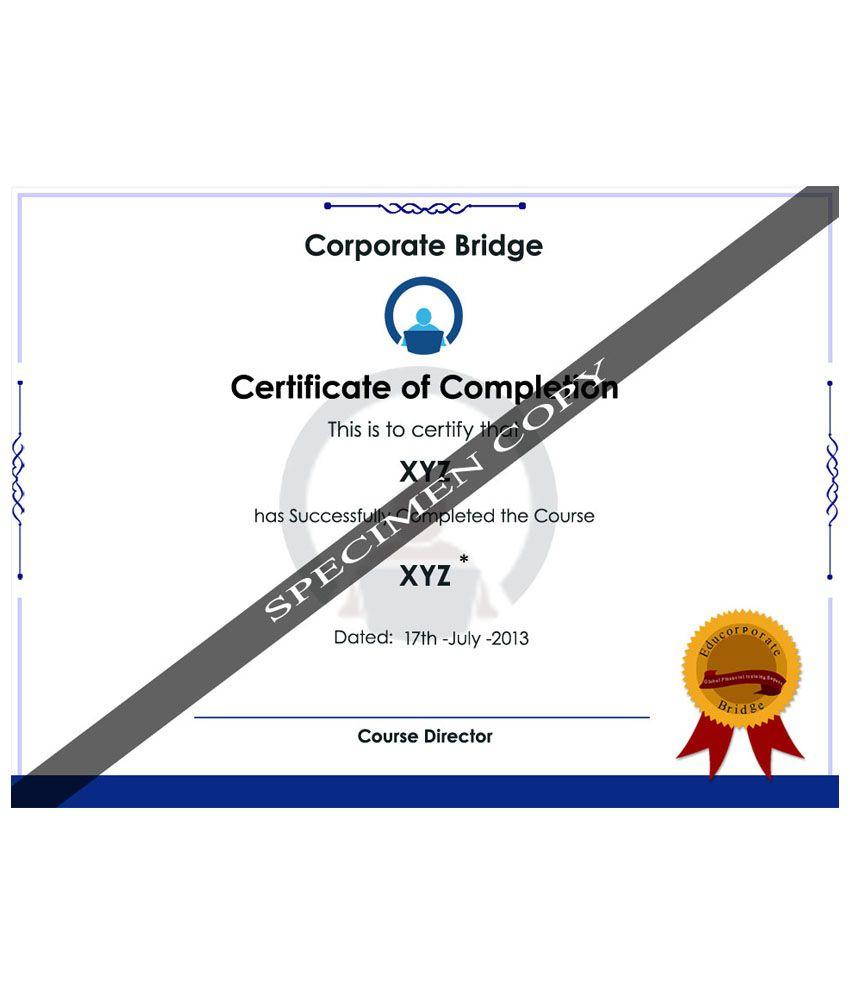 Lean Six Sigma Green Belt E Certificate Course Oonline Video