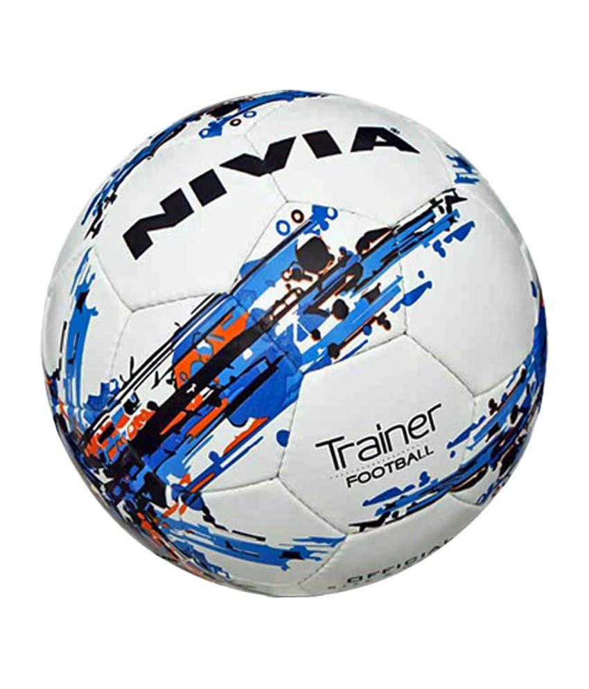 Nivia Trainer Football / Ball FB 264