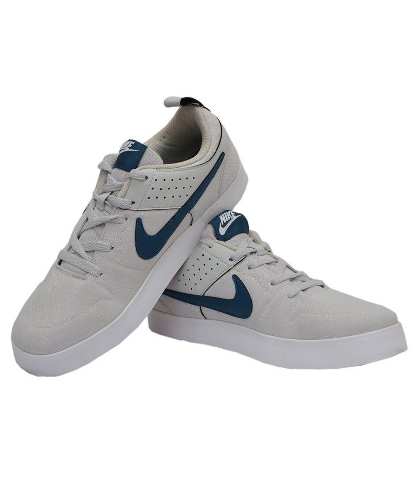 Nike Gray Sneaker Shoes - Buy Nike Gray