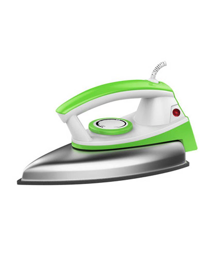 Usha 3402 Dry Iron Green