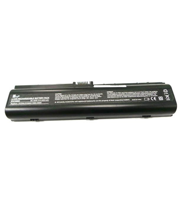 4d Hp 441425-001 6 Cell Laptop Battery