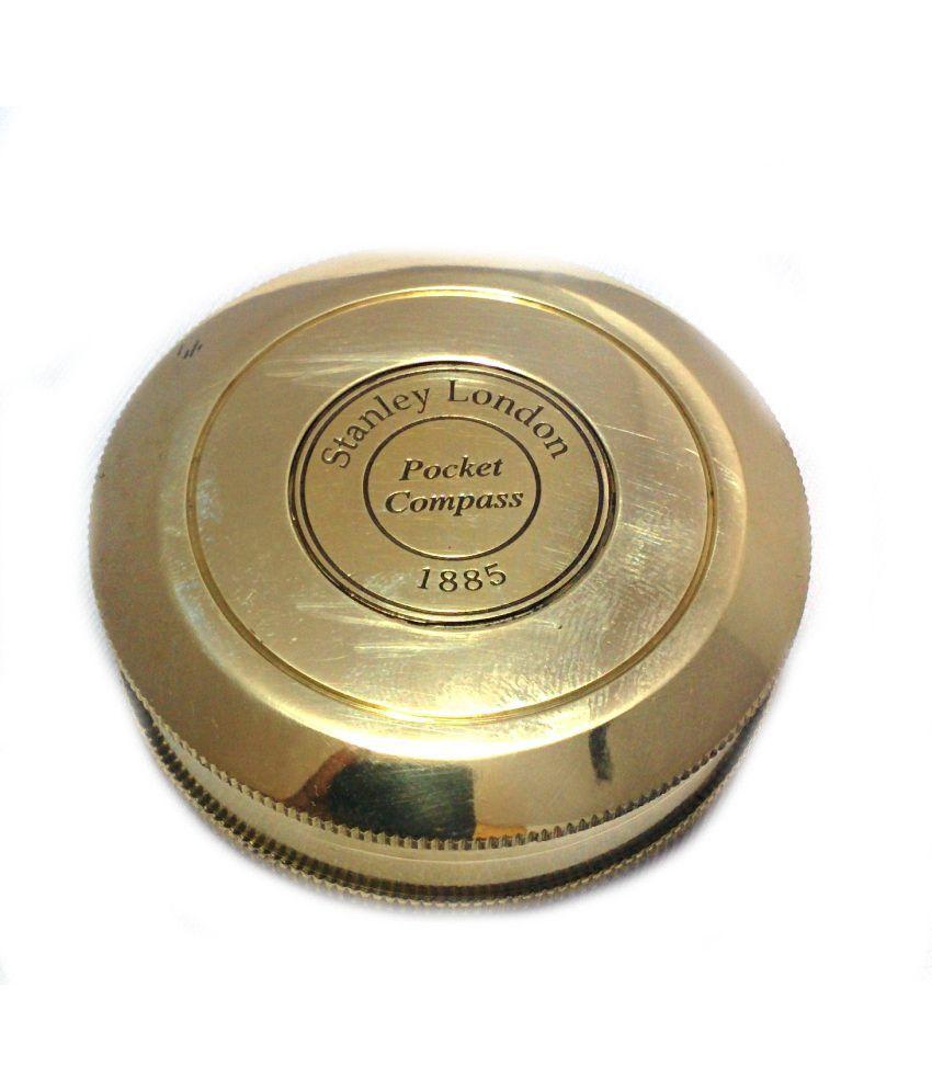Artshai Robert Frost Magnetic Compass
