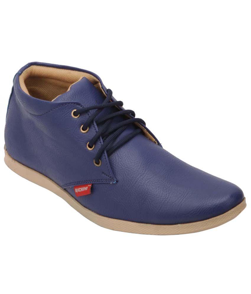 Bachini Blue Boots