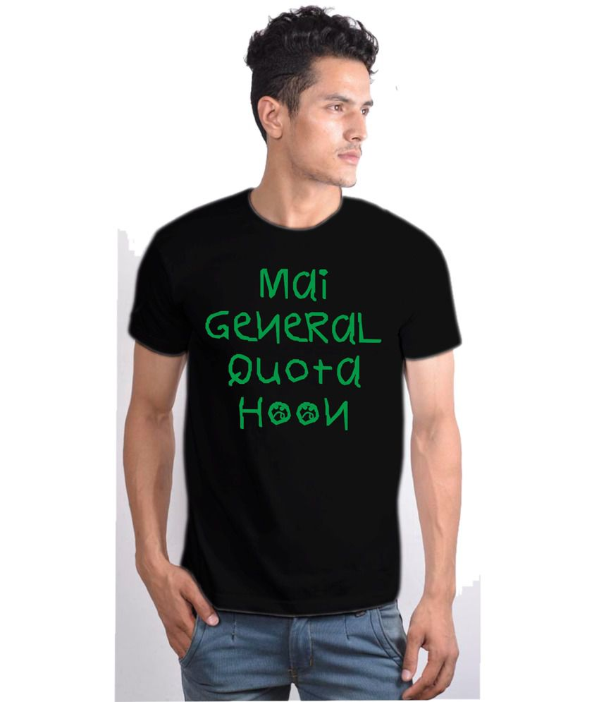 Enquotism Black Mai General Quota Hoon