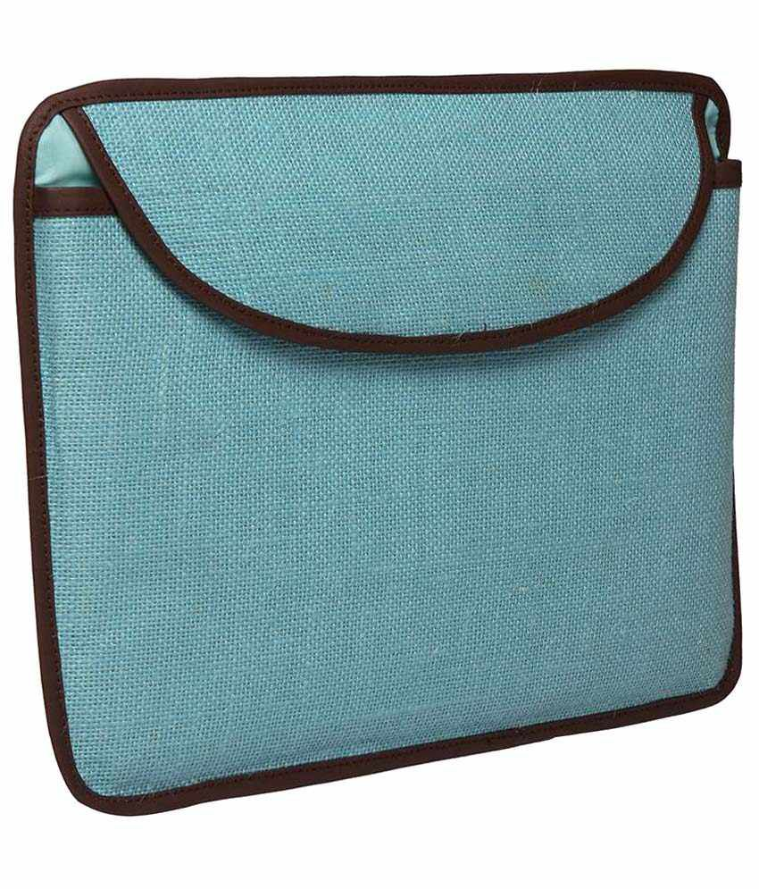 Campus Sutra Blue Laptop Sleeve