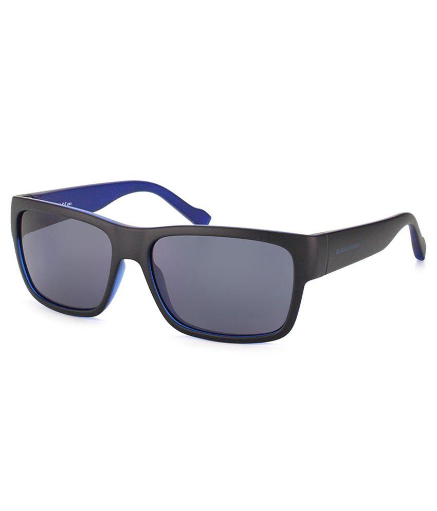 5b1f29a0eea Boss Orange Bo 0176 s Jjs Medium Unisex Square Sunglasses - Buy Boss Orange  Bo 0176 s Jjs Medium Unisex Square Sunglasses Online at Low Price - Snapdeal