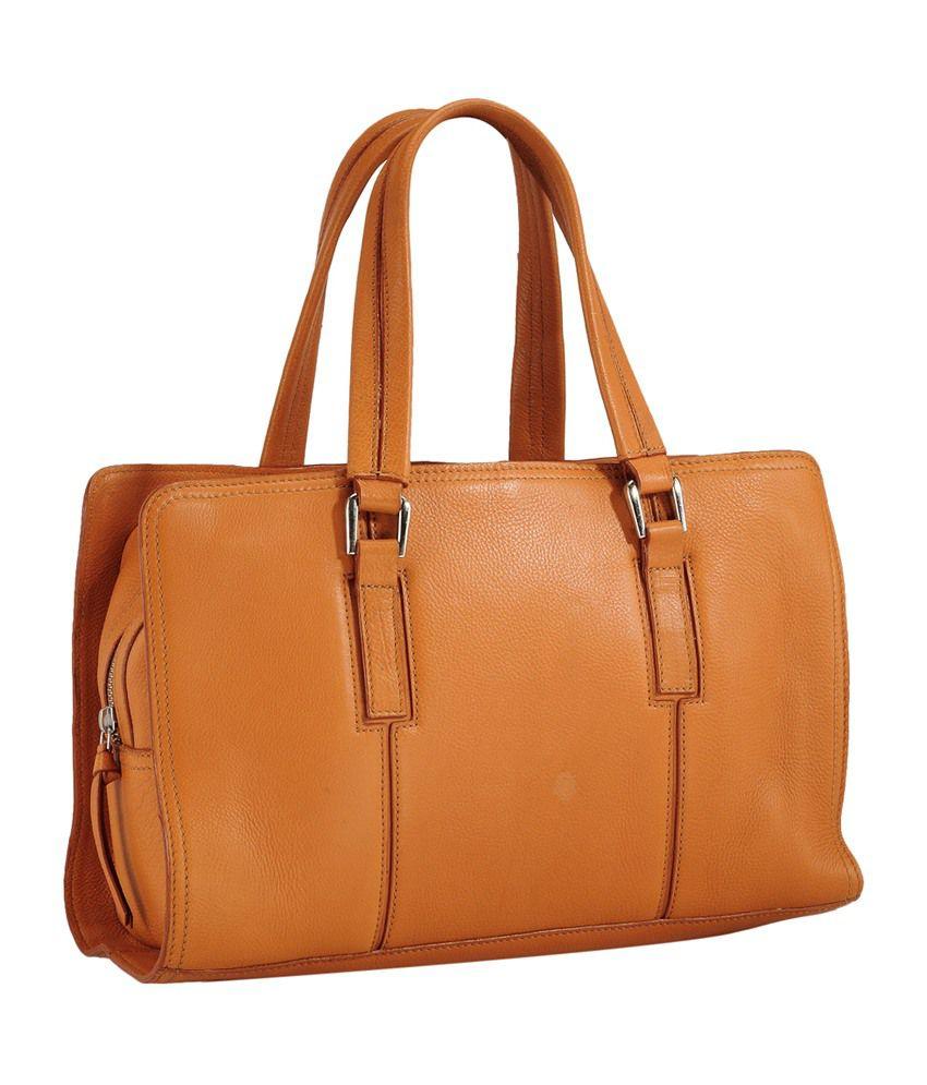 Phive Rivers Pr420 Brown Shoulder Bags
