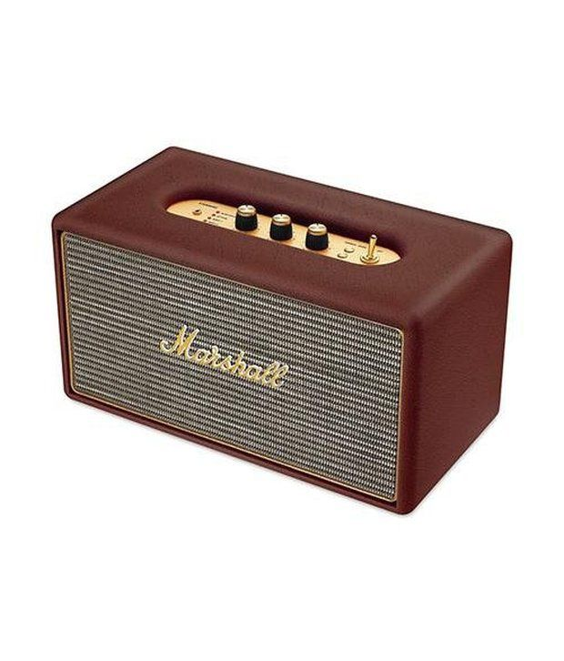 Marshall Stanmore Brown Bluetooth Speaker