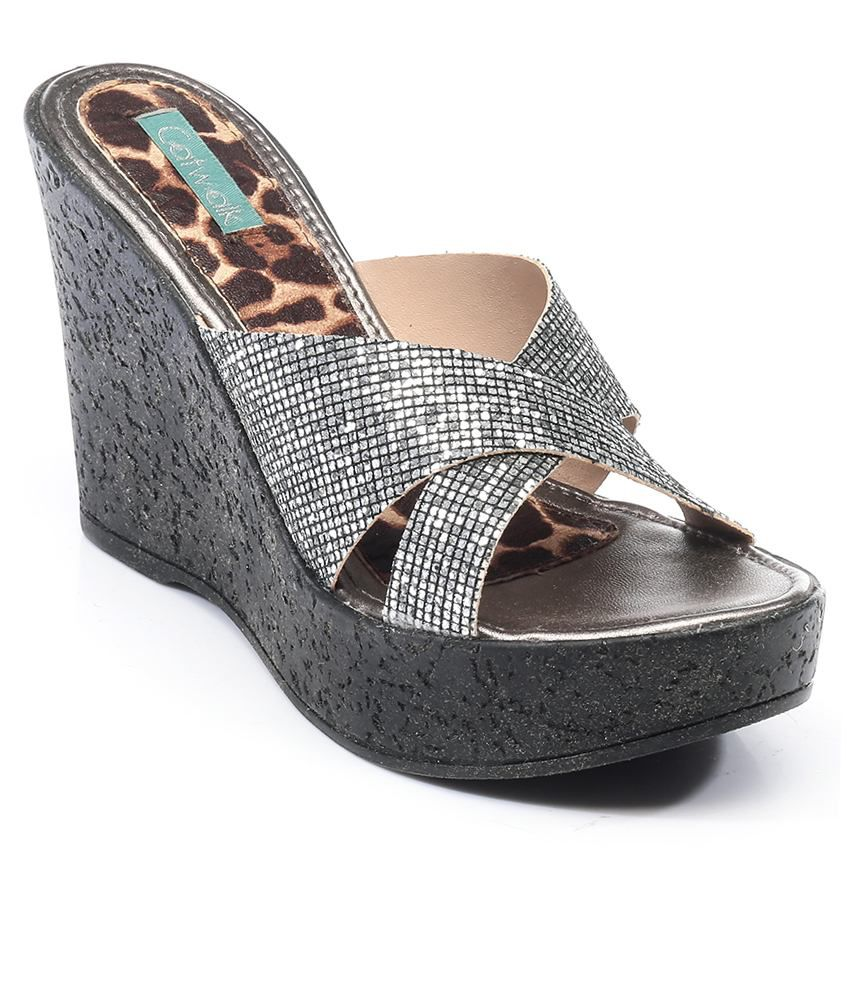 Catwalk Silver Wedges Heels clearance cheap pick a best for sale big sale for sale cheap 100% guaranteed good selling sale online W7ifSmA