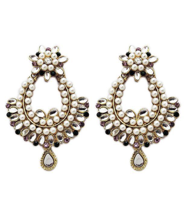 Auura Collection Beautiful Ethnic Earring