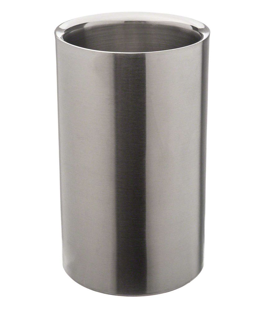 Dynore Silver Stainless Steel Wine Cooler