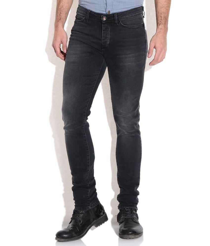 United Colors Of Benetton Dark Navy Jeans