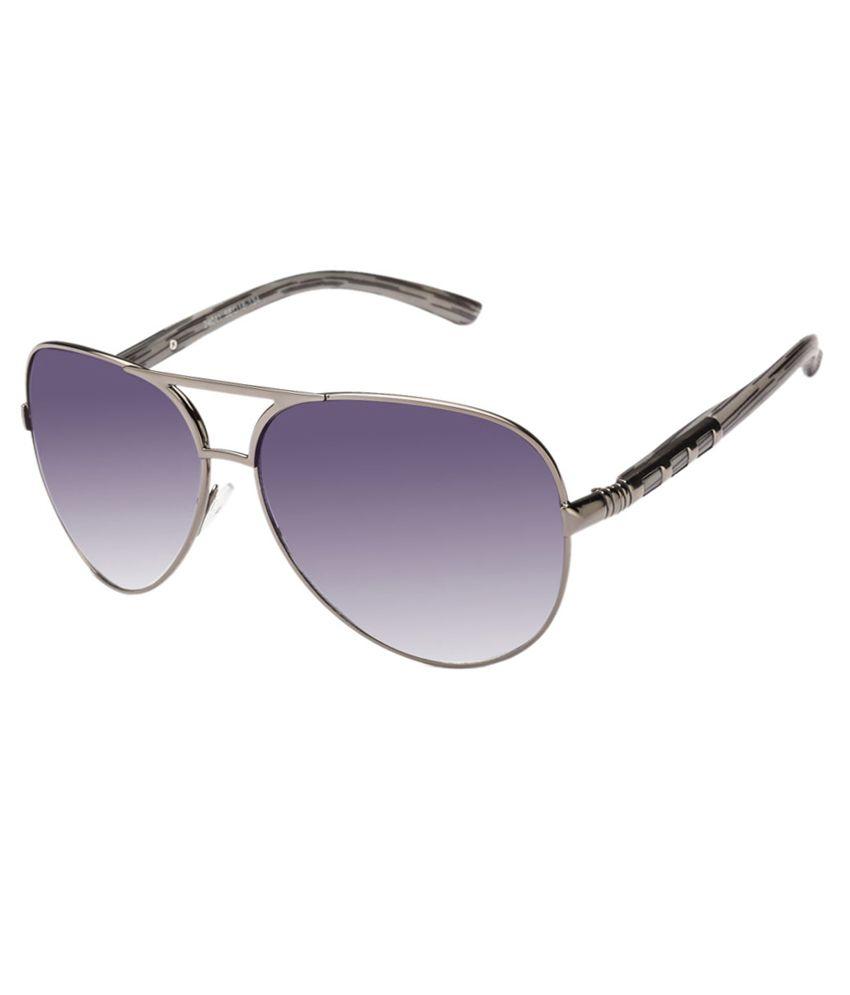 Vincent Chase 100853 Large Unisex Aviator Sunglasses