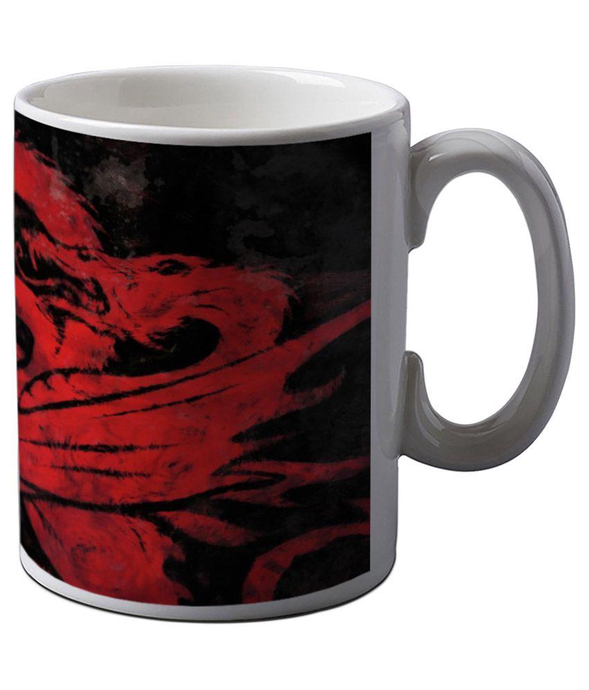 Artifa Game Of Thrones House Targaryen Coffee Mug