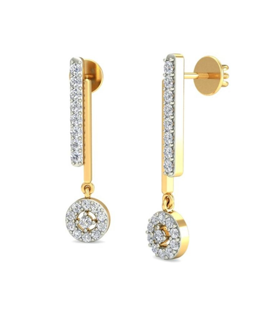 Jewelsnext Westin Diamond Earrings