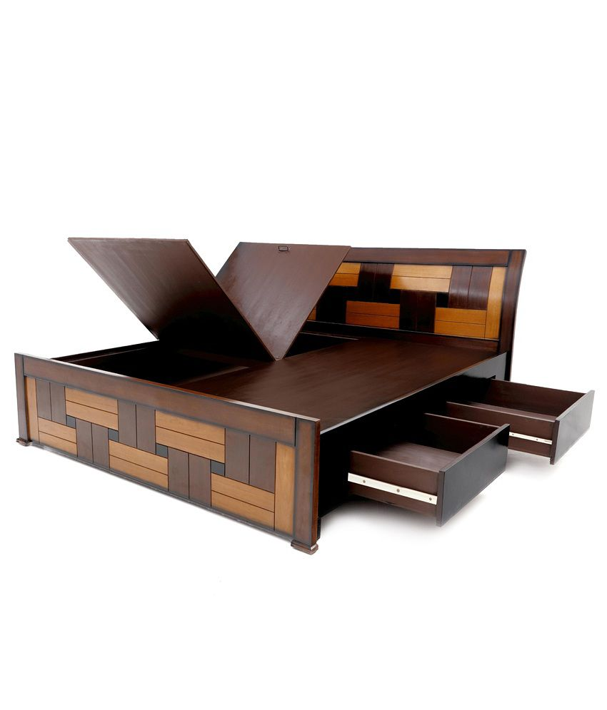 Looking Good Furniture Rado King Size With Storage Bed