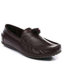 Numero Uno Brown Casual Shoes
