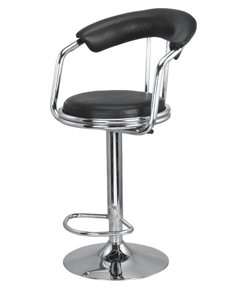 Bar Stool In Black Buy Bar Stool In Black Online At Best