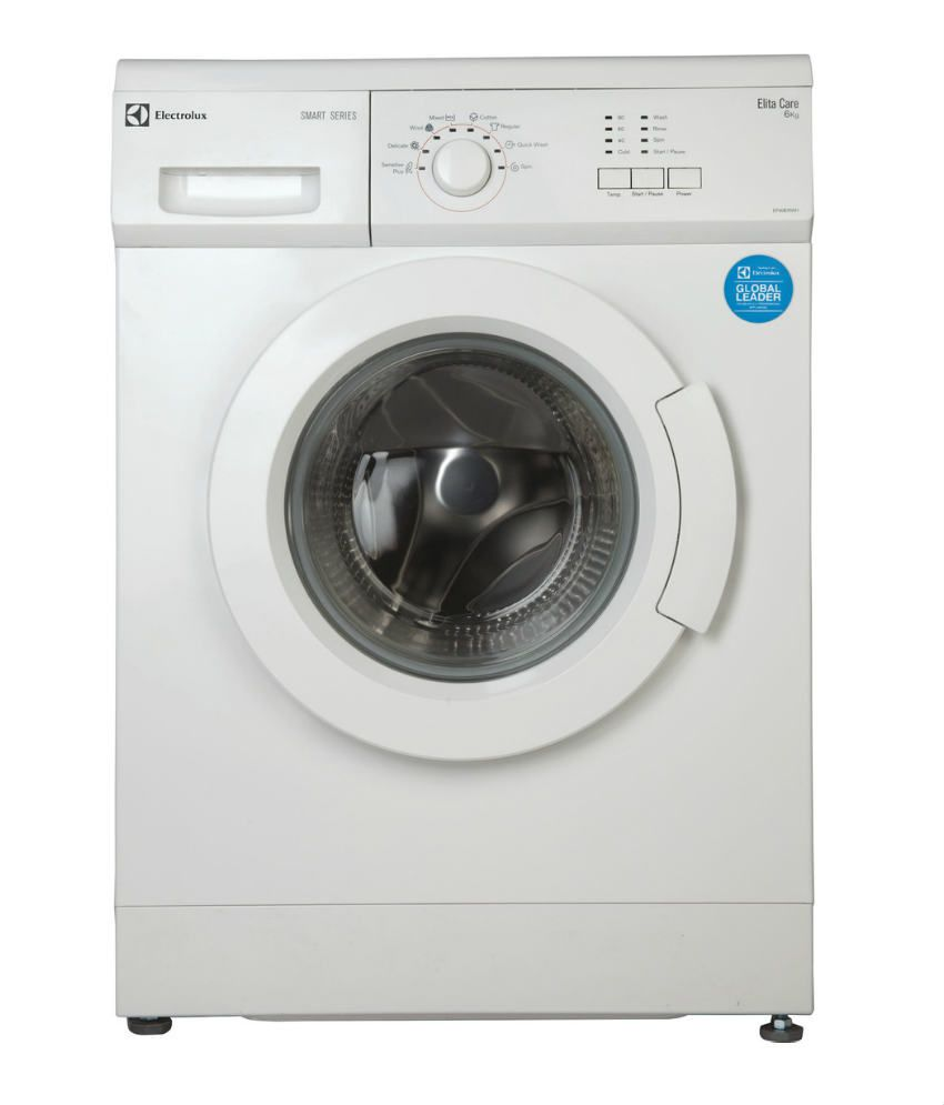 electrolux washing machine front load