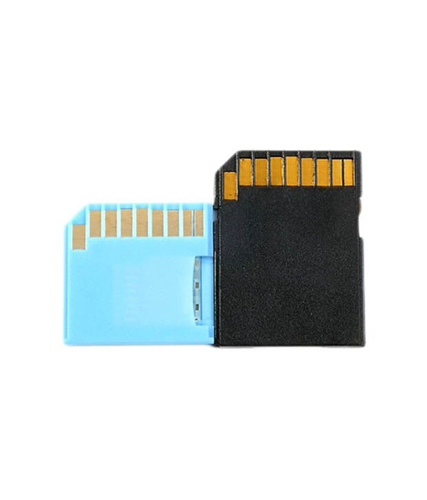 F2S Micro SD TF Card to SD Slot Adapter for MacBook Air Pro