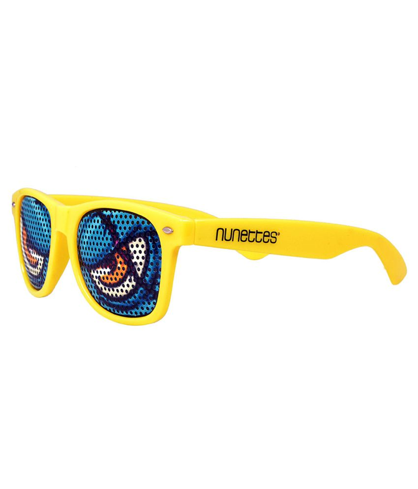 Nunettes Noob Sunglasses