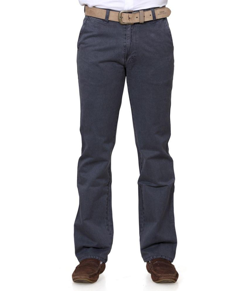Klix Jeans Gray Jeans