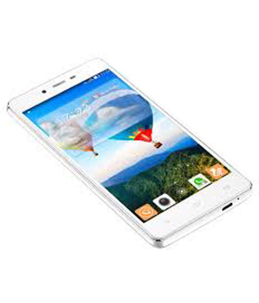 Gionee ( 8GB , 1 GB ) White