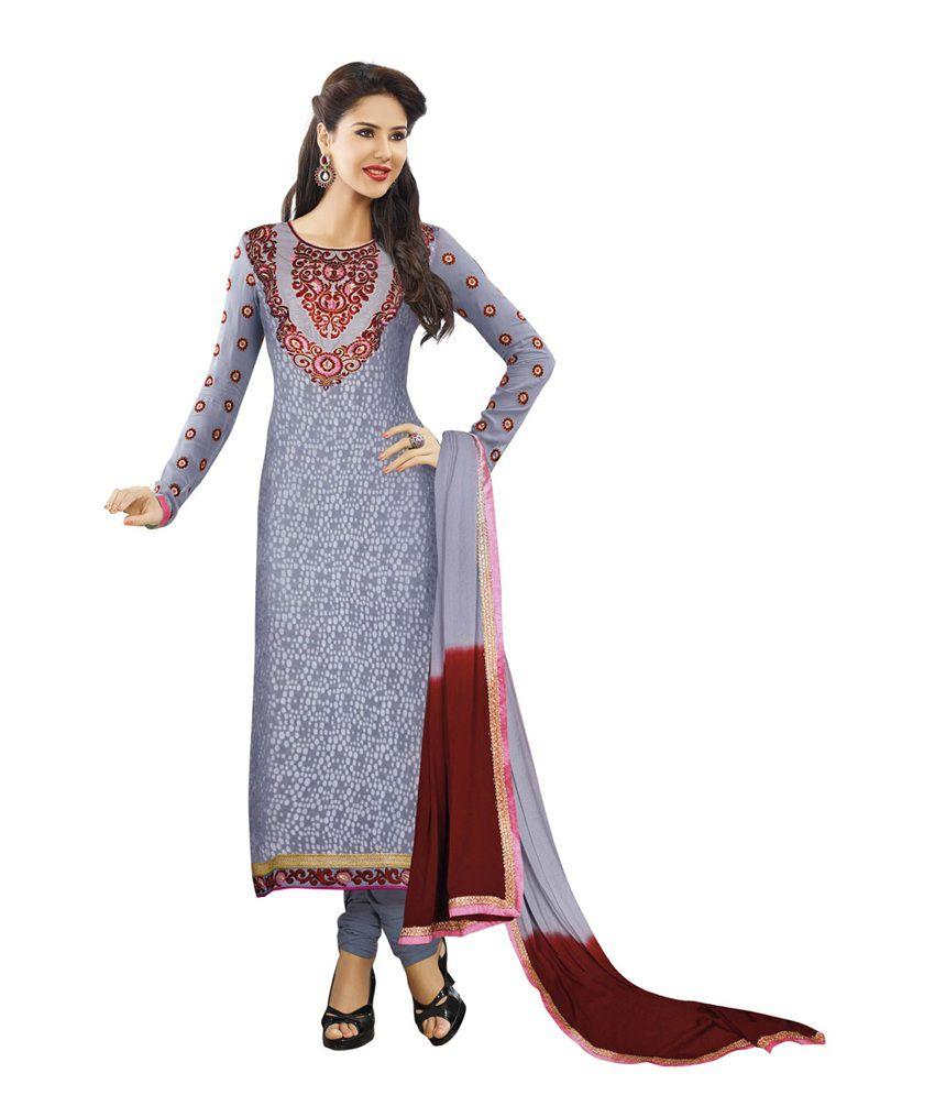 Salwar Suit : Vedika_2204