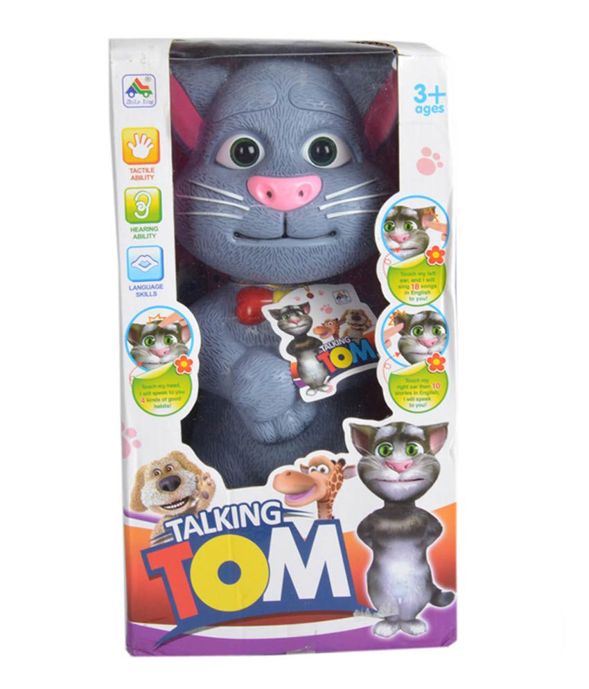 A Smile Toys More Talking Tom Buy A Smile Toys More Talking