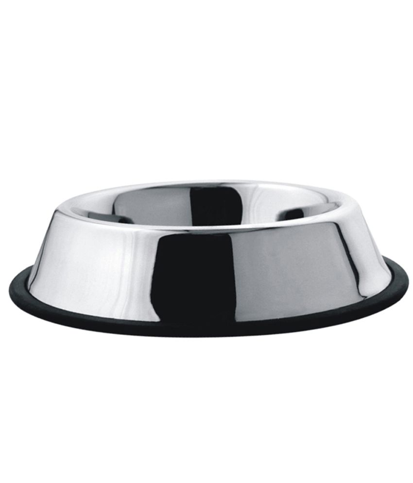 Montstar Stainless Steel Pet Bowl | | Cat Dish 15.5 Cm